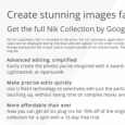 Google have announced that the Nik Collection is now $149. This is a massive reduction on the previous price of $500. The full collection includes the Lightroom and Aperture plugins,...