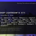 On the 6th Anniversary of the very first Public Beta of Lightroom, Adobe have announced the availability of Lightroom 4 Beta. Being a full version update this means loads of...