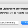 One great addition to Lightroom CC/6 is how the resetting of Preferences is handled. Back in the back old days of Lightroom 5 and previous versions, you had to manually...